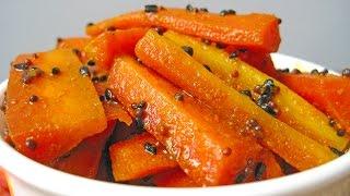 Carrot Pickle Recipe By Sonia Goyal @ ekunji.com