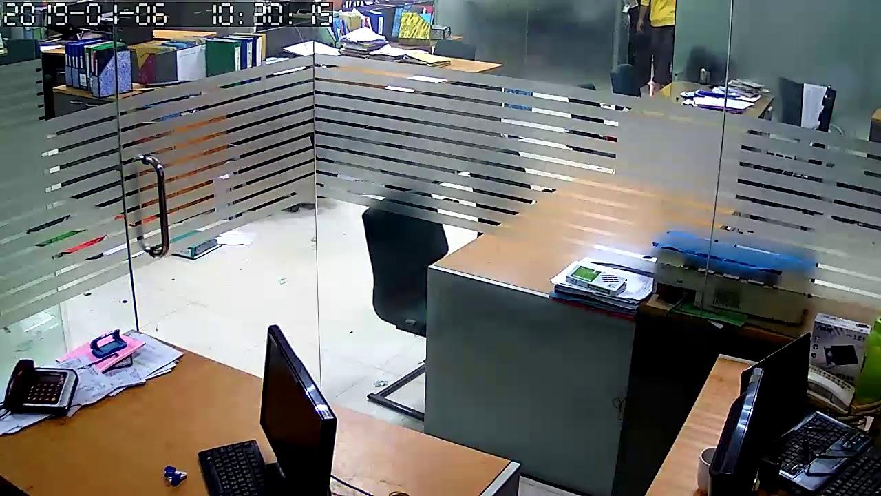 Basic Apparels Ltd  office broken by terror