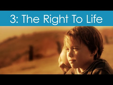 Human Rights Video #3: The Right To Life