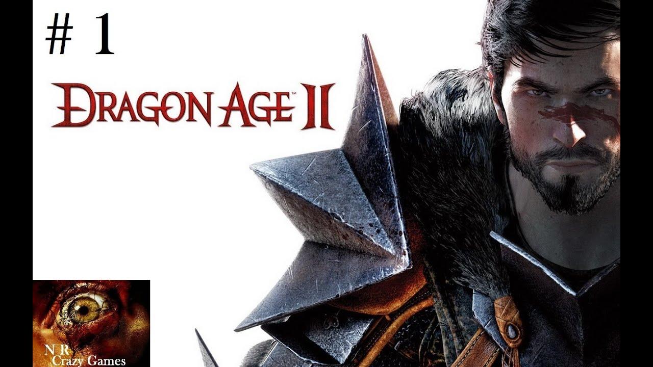 Dragon Age 2 Gameplay Ep 1   