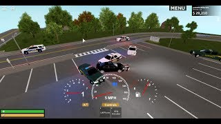 playing with the cops (ROBLOX RP)
