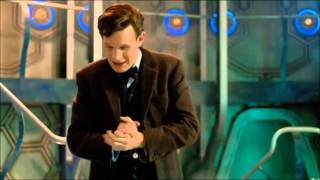Matt Smith regeneration (Speech of Change)