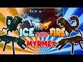 ICE AND FIRE: NOVA ATUALIZAÇÃO! MYRMEX - TUTORIAL MINECRAFT MOD 103# (PT BR)