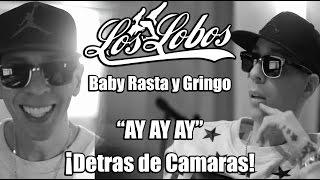 Baby Rasta y Gringo - Ay Ay Ay (Detras de Camaras)