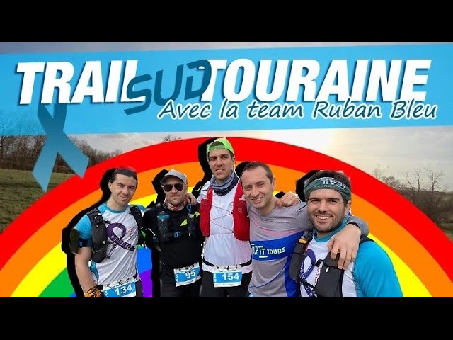 TRAIL SUD TOURAINE 46 - ASPTT feat. Team Ruban Bleu