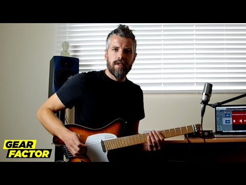 Haken's Rich Henshall Plays His Favorite Guitar Riffs