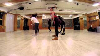 Nicki Minaj - Boss Ass Bitch ft PTAF - Girls Hiphop 걸스힙합 : Negative Motion