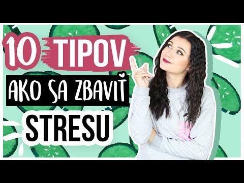 10 TIPOV AKO SA ZBAVIŤ STRESU | Lucy