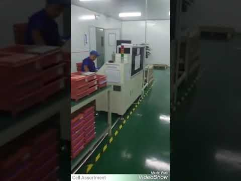 ALLGRAND Lithium Battery Plant - Shandong, China
