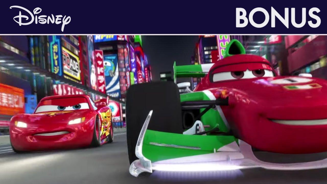 cars 2 bonus le world grand prix vf youtube. Black Bedroom Furniture Sets. Home Design Ideas