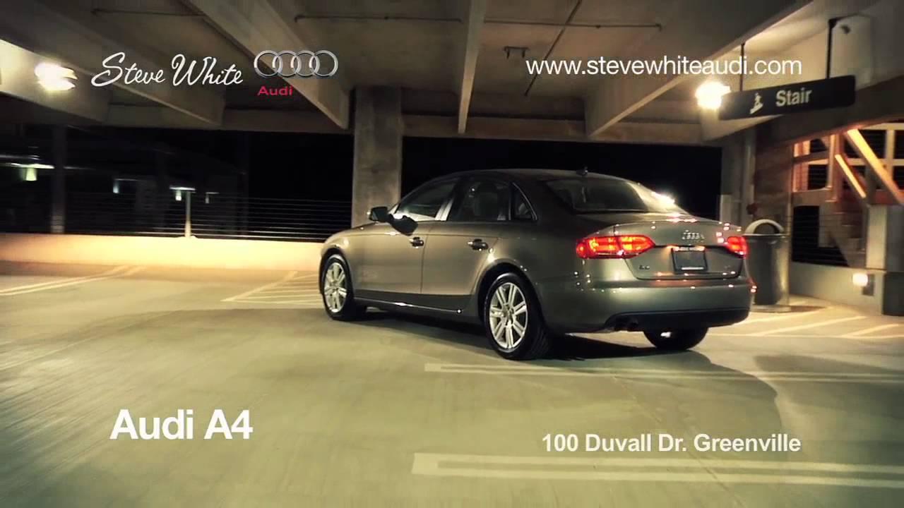 Luxury Of AudiAudi A SedanSteve White Audi Greenville SC YouTube - Steve white audi