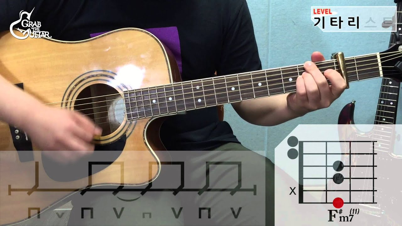 how to play umbrella on guitar