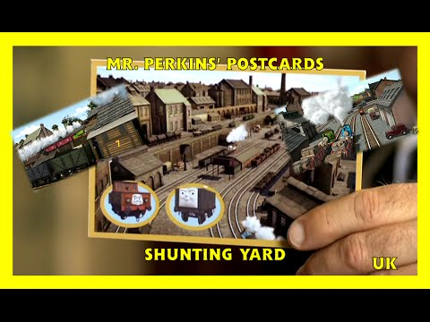 Mr Perkins' Postcards: Shunting Yard - UK - HD
