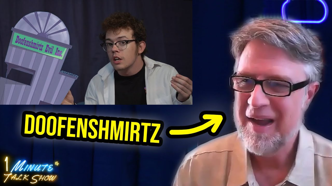 Phineas and Ferb Creators React to our Video