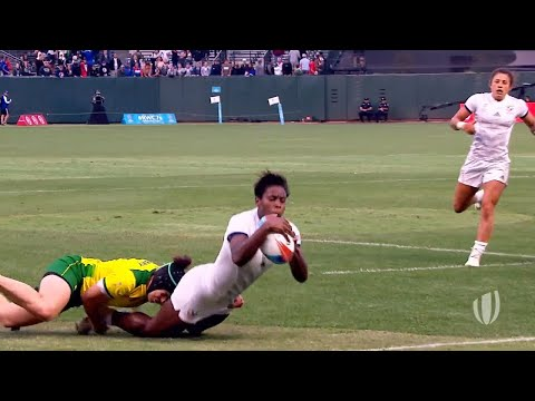 HSBC Women's Dream Team: Rugby World Cup Sevens