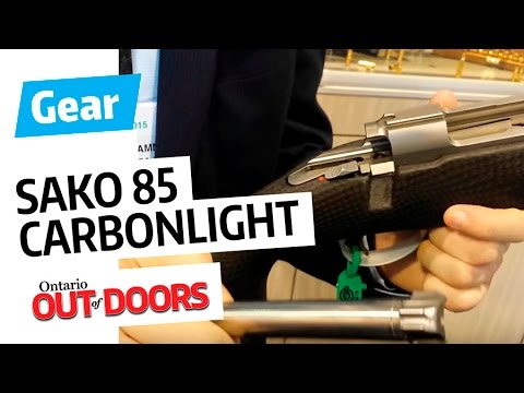 sako 85 carbonlight test