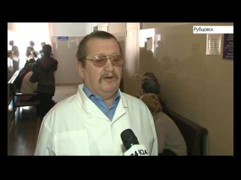 В Рубцовском районе работает выездная бригада здоровья
