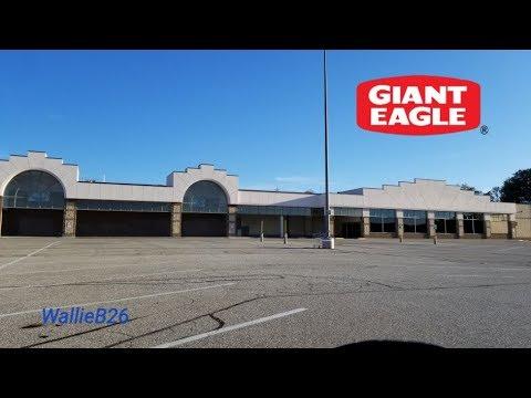 Abandoned Giant Eagle Erie, Pa