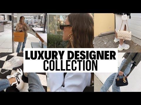 MY LUXURY DESIGNER COLLECTION | Emma Rose
