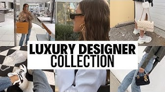 MY LUXURY DESIGNER COLLECTION | Emma Rose