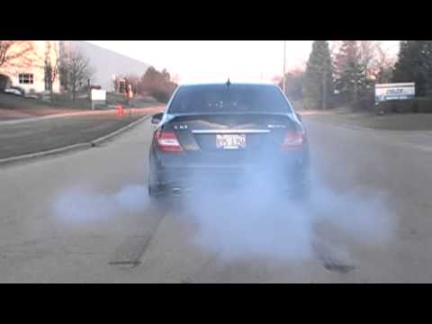 C63 S2 MHP-Burnout-Loud**