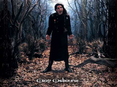 Ozzy Osbourne- If I Close My Eyes Forever Lyrics