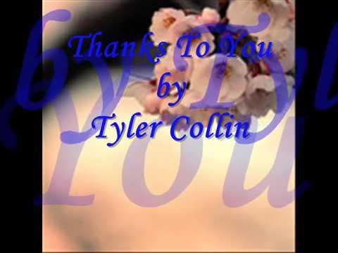Thanks to you song - lyrics