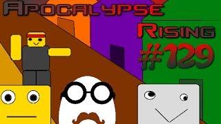 Roblox Apocalypse Rising [episódio 129] contos do vendedor churro