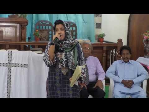 Adeeha Masih Geet (MAA) Live Heavens Tv