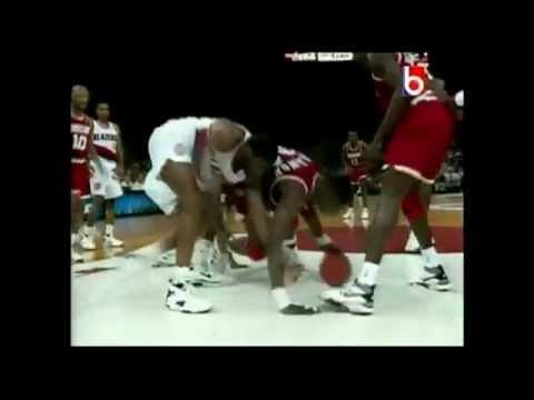 1994 NBA Playoffs: Houston Rockets Vs Portland Trail Blazers