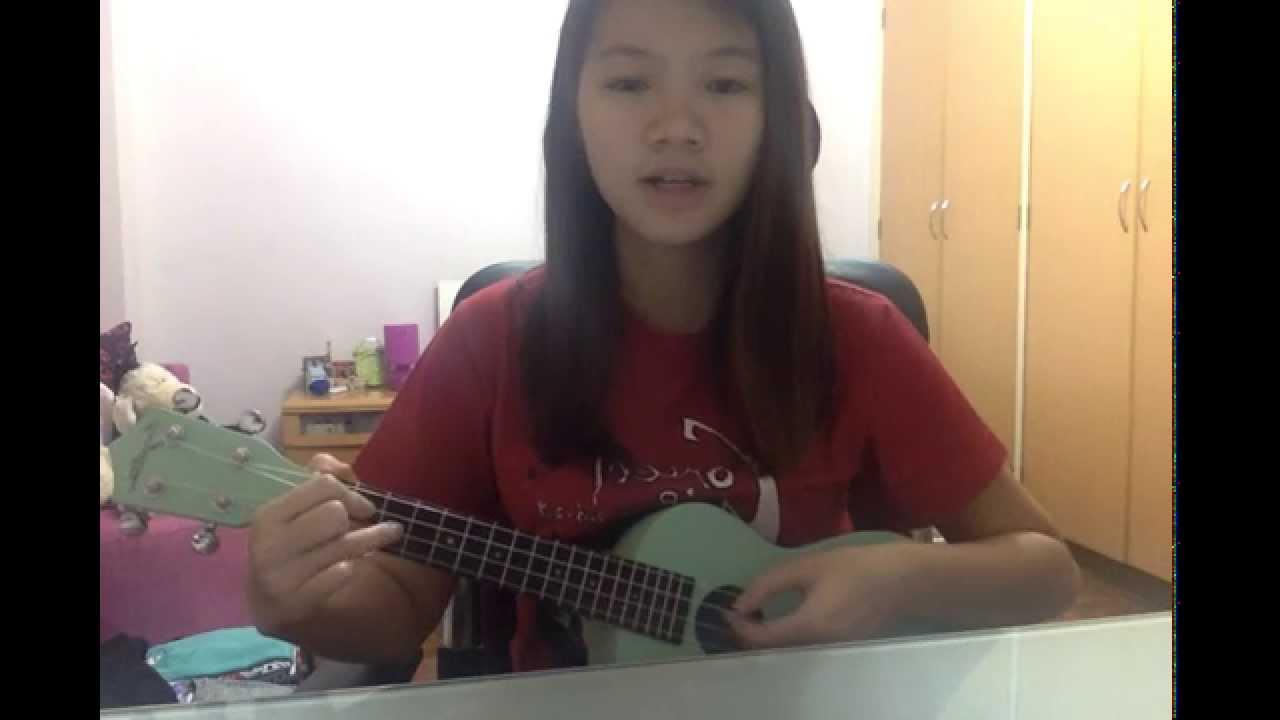 她說 - 林俊傑 (ukulele cover) - YouTube