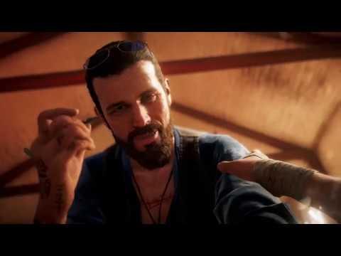 Far Cry 5 Killing John Seed Youtube