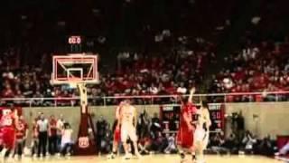 Jimmer Fredette vs Utah January 11, 2011
