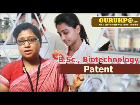 Patent(B.Sc. Biotechnology), Gurukpo