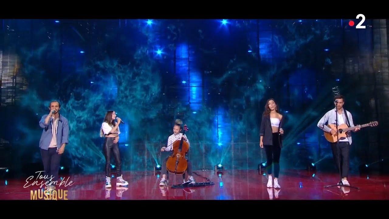 Emmène-moi - Boulevard des airs feat. L.E.J. ( Live 2020 )