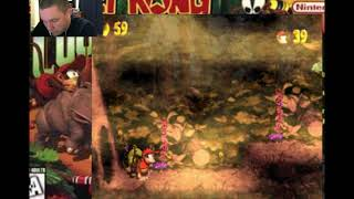 First Try DK Coin! | PETEPLAYS Donkey Kong Country 2 (Episode 2.10)