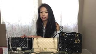 choosing a new designer bag