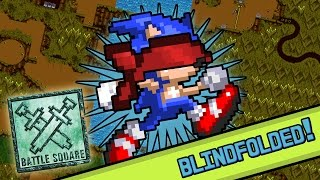Battle Square - Challenge #2 - Sonic the Hedgehog 3 BLINDFOLDED!