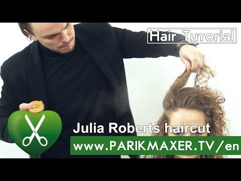 Julia Roberts haircut, Long and curly haircut - YouTube ♥I ℓ٥ﻻ ﻉ√٥υ♥