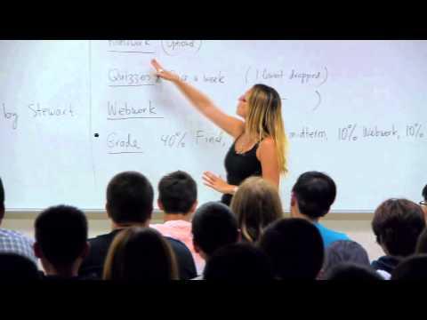 Math 2B. Calculus. Lecture 01.