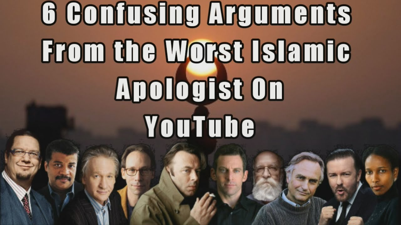 atheists respond 6 popular atheist arguments re bunked youtube