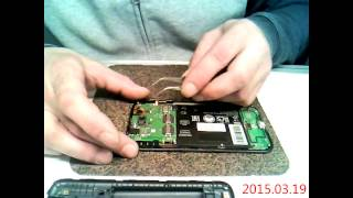 Ремонт lenovo A850 замена micro usb по зарядке,разборка-сборка(При относительно невысокой стоимости этот смартфон сочетает в себе две особенности: четырёхъядерный проце..., 2015-04-02T20:29:51.000Z)