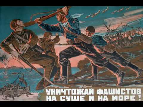 March of Stalin's Artillery[medley]