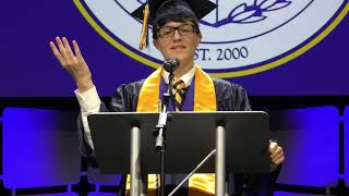 Valedictorian Comes Out As Autistic During Speech