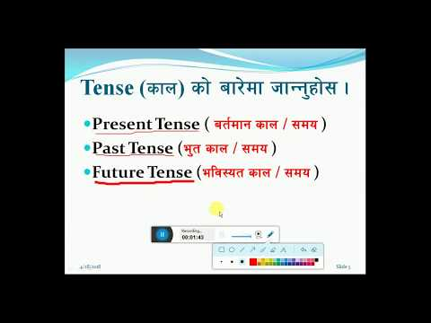 [Nepali] How to learn English language easily | English Gram