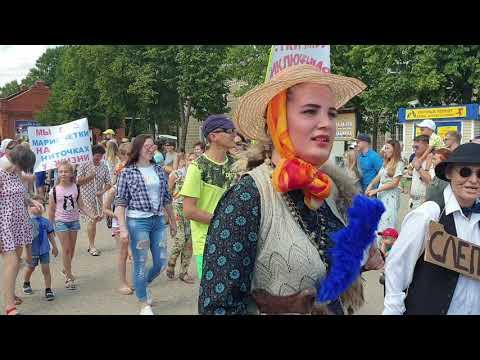 Казанская Малмыж 20.07.2019, часть первая