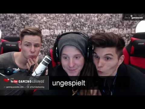 LIVE VON DER GAMESCOM! mit Paluten & Rewi | ungespielt