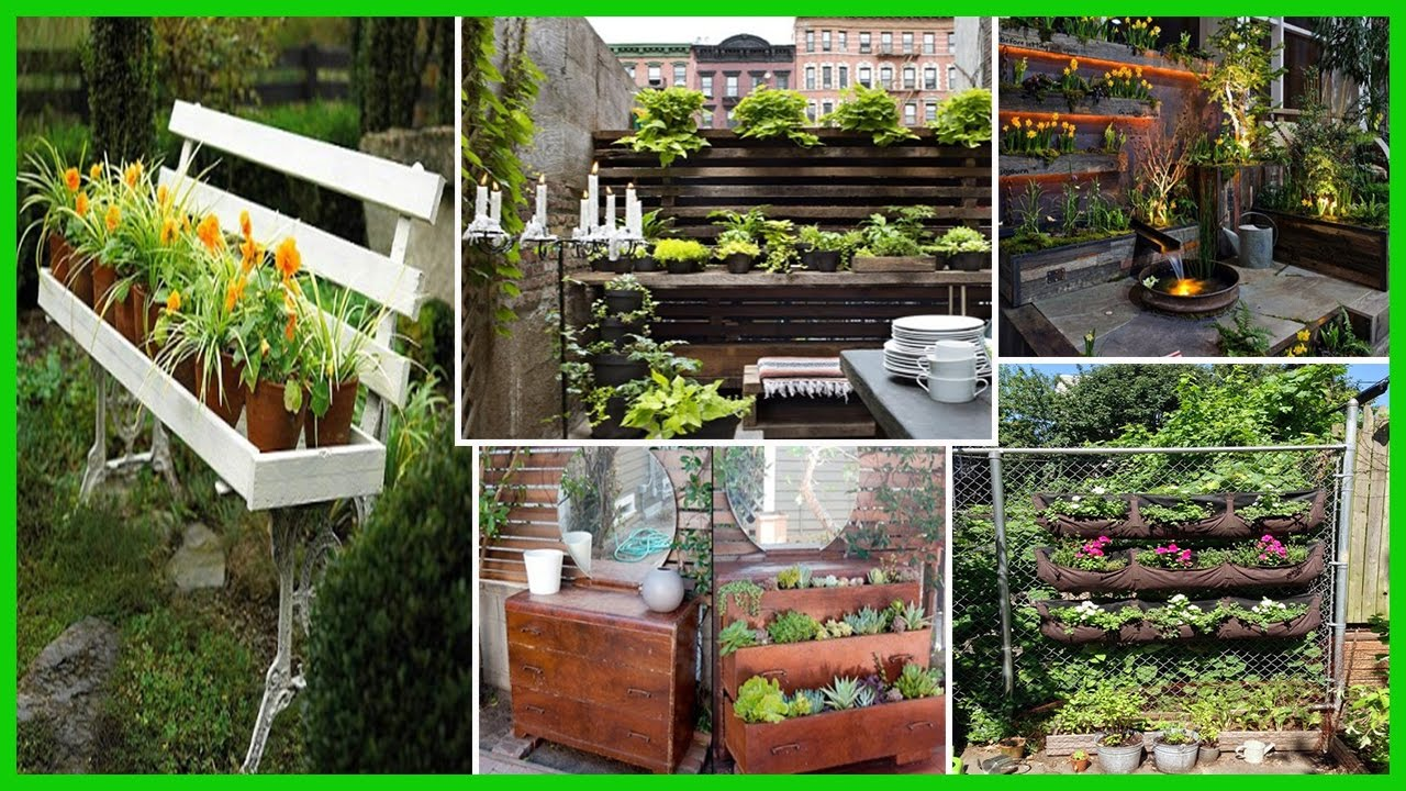 50 ideas de jardines para casas peque as 2017 incre ble for Decoracion de jardines de casas pequenas