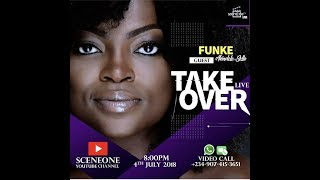 SceneOneTV Live  Day 59 Studio Takeover with Funke Akindele Bello AKA Jenifas