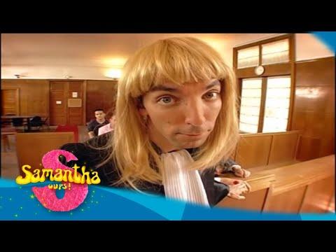 ⚖️ Samantha au tribunal (2) 💛 Samantha Oups !